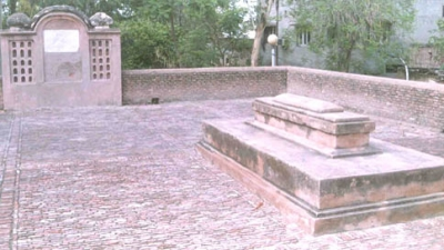 इब्राहिम लोधी की कब्र