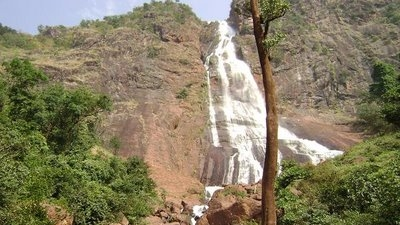 காண்டஹார் நீர்வீழ்ச்சி