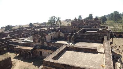 रोहतासगढ़ किला