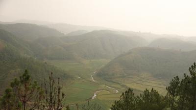 తూర్పు కాశి కొండలు