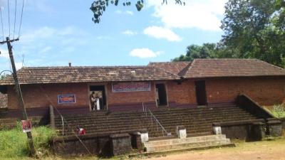 ओरपझास्सी कावू मंदिर