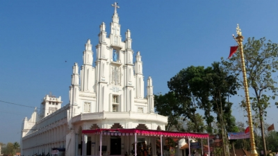 St Mary's Forane Church, Athirampuzha