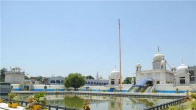 ഗുരുദ്വാര ഛെവിന് പത്ഷാഹി