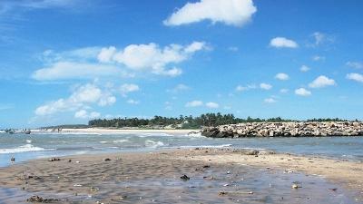 वेलंकन्नी समुद्र तट