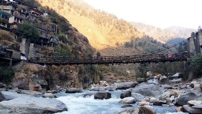 హరీందర్ పర్వతం & పార్వతి నది