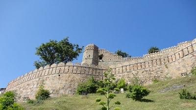 கும்பல்கர் கோட்டை