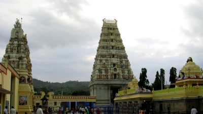 ಮಹದೇಶ್ವರ ದೇವಾಲಯ