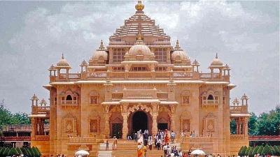 அக்ஷர்தம் கோயில்