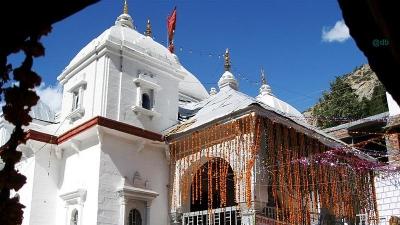 ಗಂಗೋತ್ರಿ ದೇವಾಲಯ