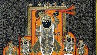 శ్రీనాధ్ జీ దేవాలయం
