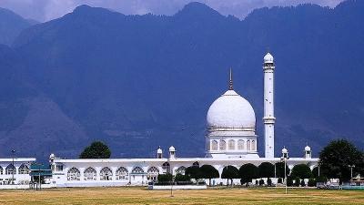 हजरत बल मस्जिद