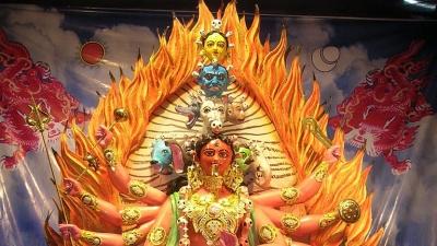 कामराज-की-काली मंदिर