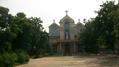 गुनाडाला या सेंट मैरी चर्च
