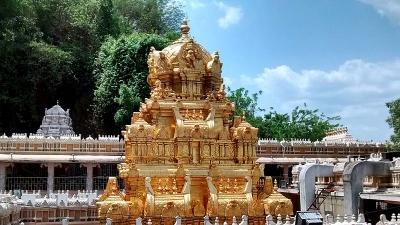 कनक दुर्गा मंदिर
