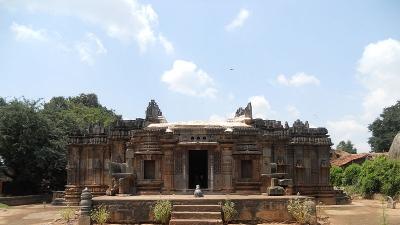 ಚಂದ್ರಮೌಳೇಶ್ವರ ದೇವಾಲಯ