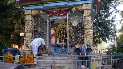 भगवान गणेश मंदिर