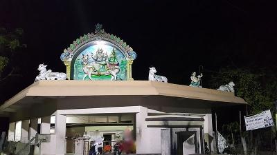 തിരുവണ്ണാമലയിലെ അഷ്ടലിംഗം