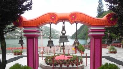 नैनी देवी मंदिर