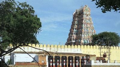 थिरूवाविननकुडी मंदिर