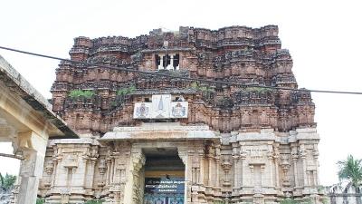 ಪೂಚುಟಿ ಪೆರುಮಾಳ ದೇವಾಲಯ