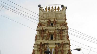 ఎల్లైపెదరి అమ్మవారి ఆలయం
