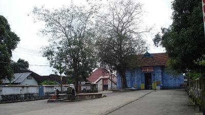 चोवाल्लूर शिव मंदिर