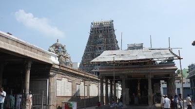 अरूद्र कबलीस्वरार मन्दिर