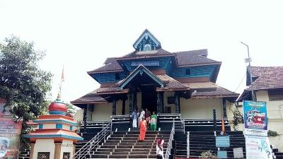 ആറന്മുള പാര്ഥസാരഥി ക്ഷേത്രം
