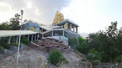 थिंडल मुरूगन मन्दिर