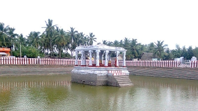 Temple Tanks Or Thirthas (In And Around Rameshwaram)