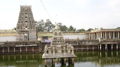 కామాక్షీ అమ్మవారి ఆలయం
