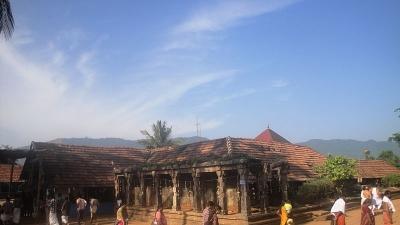 थिरुनेल्ली मंदिर