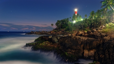 Varkala Light House