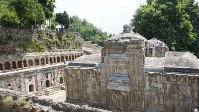 अखुंद मुल्ला की मस्जिद