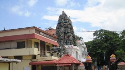 संथानागोपाला कृष्णस्वामी मंदिर