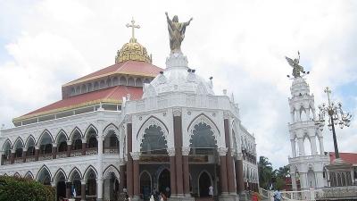 सेंट जॉर्ज फेरोना चर्च