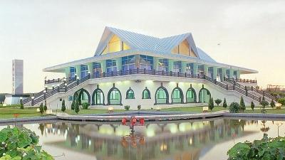 ड्रैगन पैलेस मंदिर
