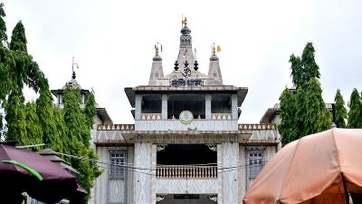 മുക്തിധാം ക്ഷേത്രം