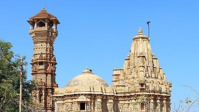 सास -बहू मंदिर