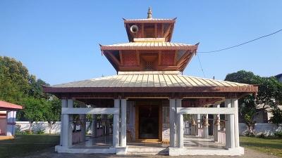 बगलमुखी मंदिर