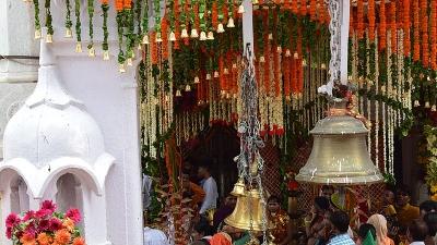 बज्रेश्वरी देवी मंदिर