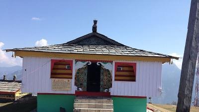 ಬಿಜಿಲಿ ಮಹಾದೇವ್ ದೇವಾಲಯ