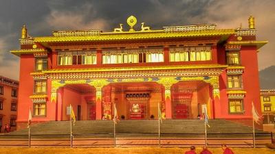 ദാഗ്പോ ശെദ്രുപ്ലിംഗ് മൊണാസ്ട്രി