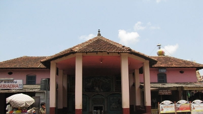 ಚಂದ್ರಮೌಳೇಶ್ವರ ದೇಗುಲ