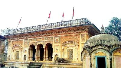 ബില് കലേശ്വര് ക്ഷേത്രം