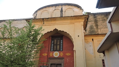 ഗുരുദ്വാര - ഗുരുനാനാക്ക് ജി
