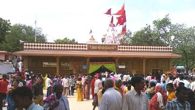 ഖോദിയാര് ക്ഷേത്രം