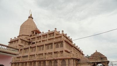 శ్రీ భక్తి ధామ్ దేవాలయం