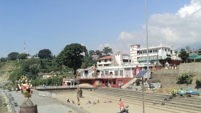 चामुंडा भगवती मंदिर