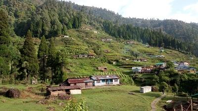 कीजिंग गांव